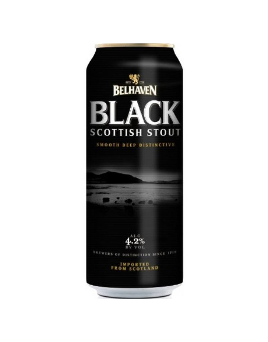 BELHAVEN BLACK SCOTTISH STOUT ж/б