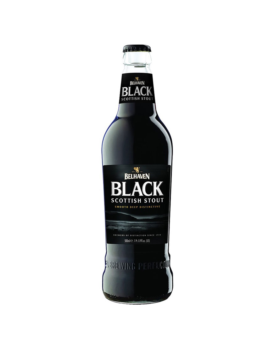BLACK  SCOTTISH STOUT