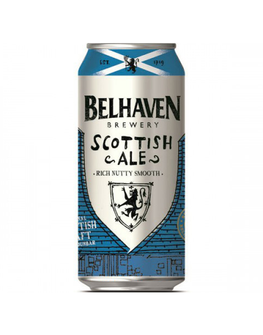 BELHAVEN SCOTTISH ALE ж/б
