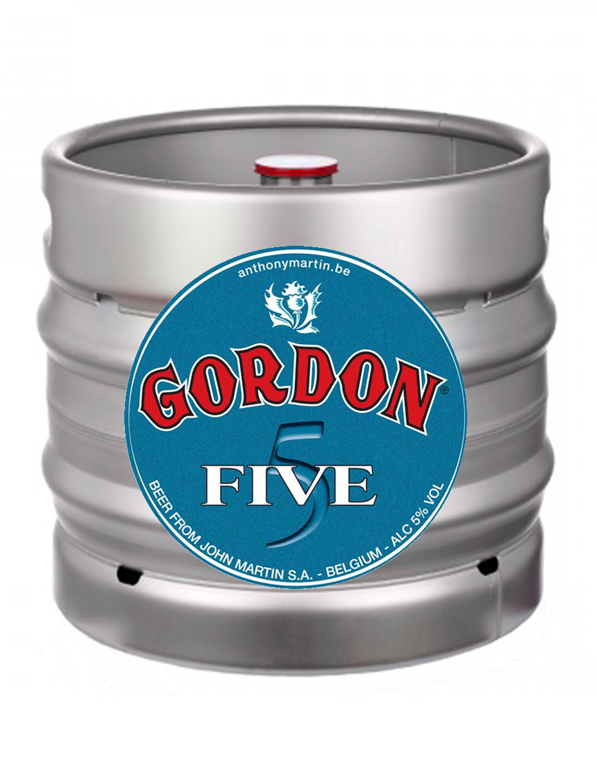 GORDON FIVE