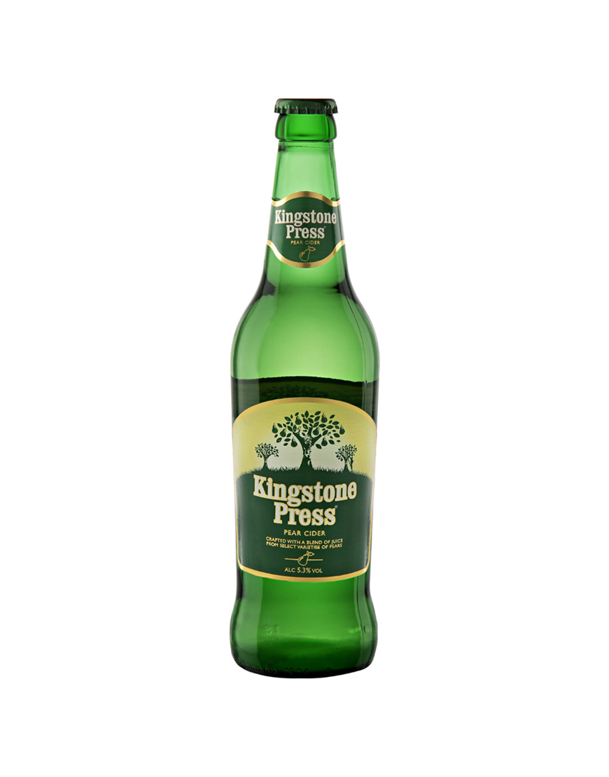 KINGSTONE PRESS PEAR  CIDER
