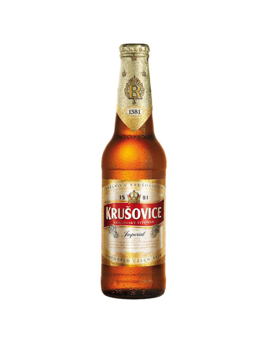 KRUŠOVICE  IMPERIAL 0,33